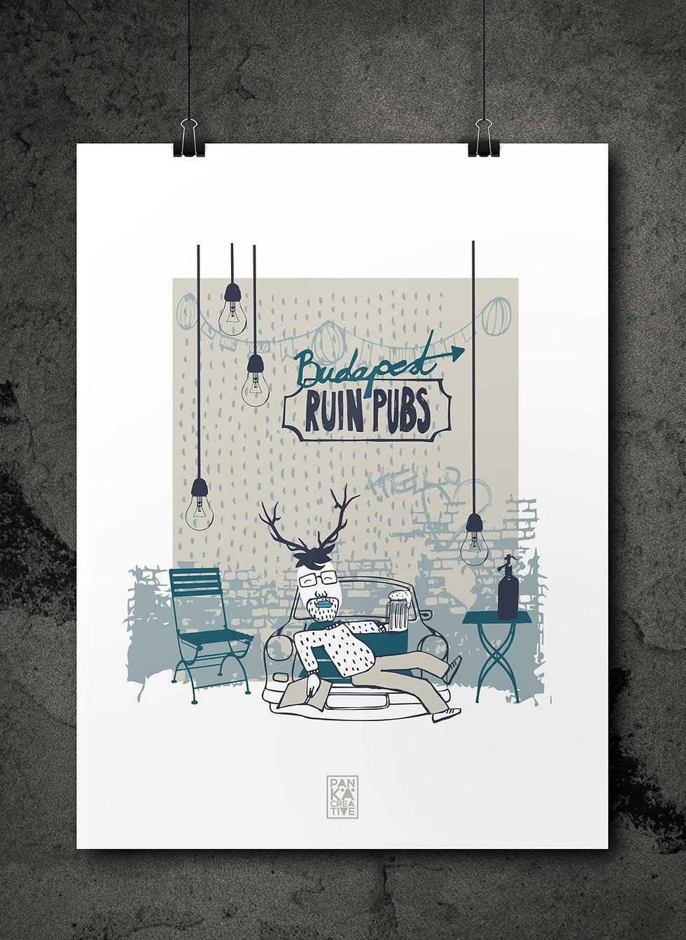 Karácsonyi Panka - Designer / Art director
