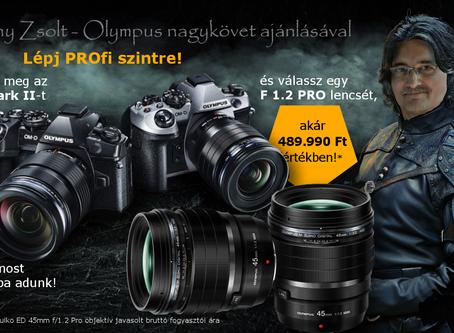 Olympus M. Zuiko 45mm PRO sztori