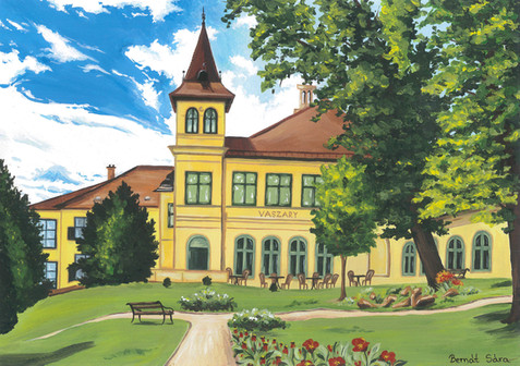 Bernát Sára - Vaszary Galéria