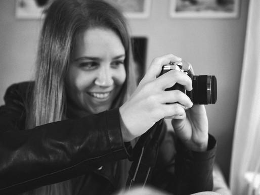 Telefontól A fényképezőgépig – az én fotós sztorim