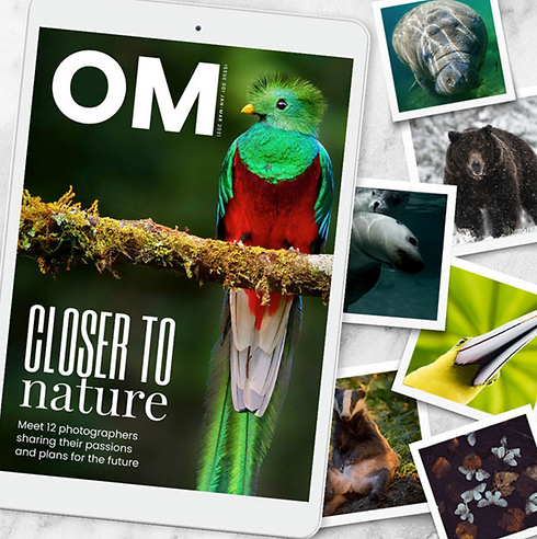 OM Digital Magazine