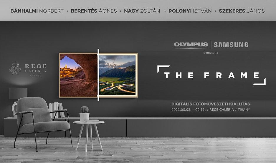 The Frame - Digitális fotóművészeti kiállítás - Tihany
