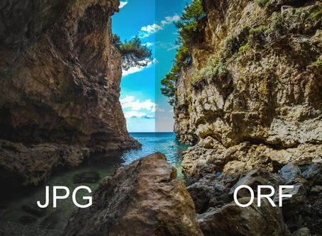 JPG vs. RAW… azaz gondolatok a mobil kidolgozásról