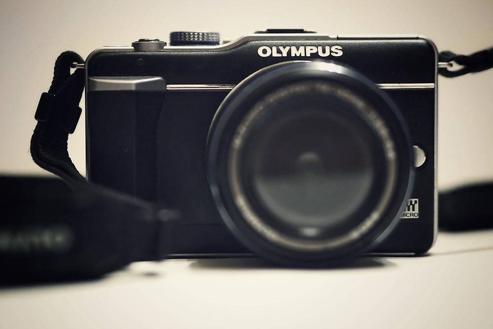 Az Olympus epl-1, az első fényképezőgépem – nem tudtam tőle megválni, mert annyi jó emlékem van vele