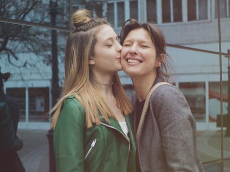 Szülinapi élményfotózás anyától lányának