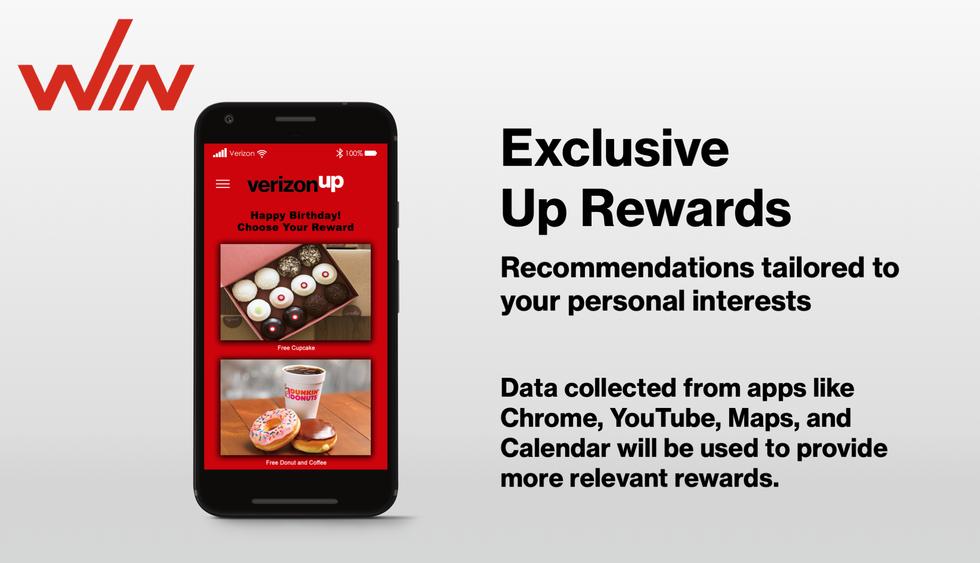 Up Rewards