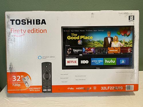 Toshiba 32 inch fire tv edition