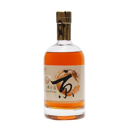 藍兔京威士忌 No.03