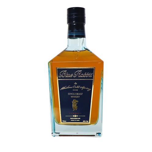 藍兔鹼性冷泉威士忌 No. 21