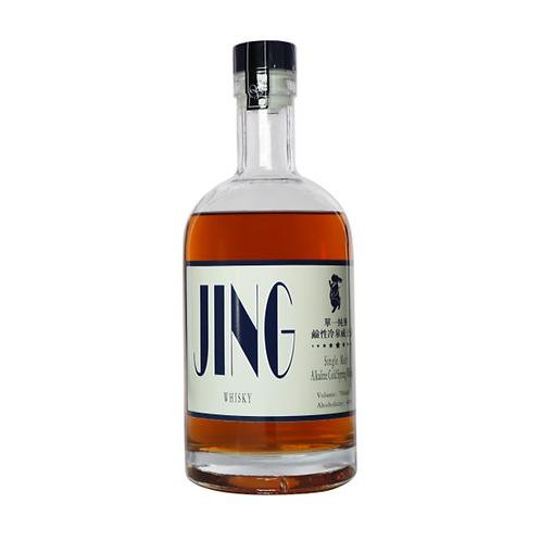 藍兔京冷泉威士忌 No. 09