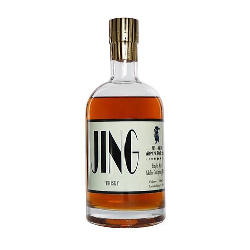 藍兔京冷泉威士忌 No. 05