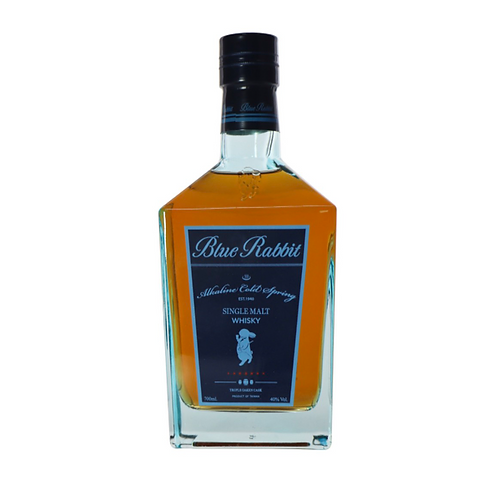 藍兔鹼性冷泉威士忌 No. 15