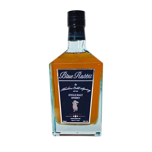 藍兔鹼性冷泉威士忌 No. 18