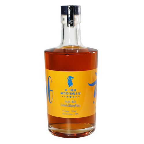藍兔黃金麥香威士忌 No. 02