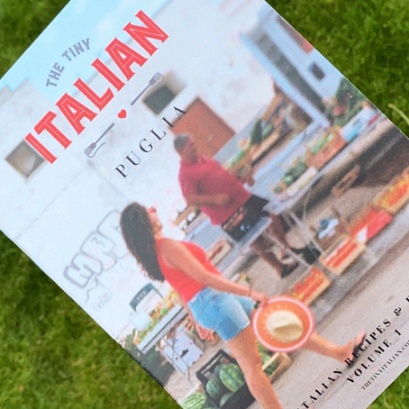 BRINGING ITALY TO ESSEX WITH 'THE TINY ITALIAN'