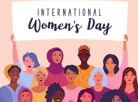 PRAISING POWERFUL WOMEN   IWD 2021