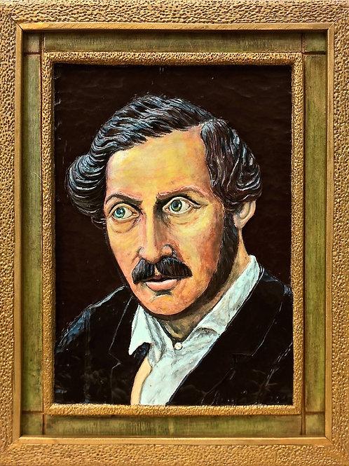 Gaetano Donizetti cm 36 x 46 ( 14 x 18 inch )