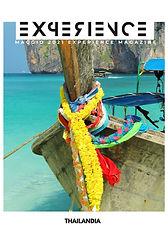copertina EXPERIENCE Magazine Maggio 202