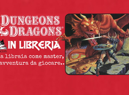 Dungeons & Dragons in libreria