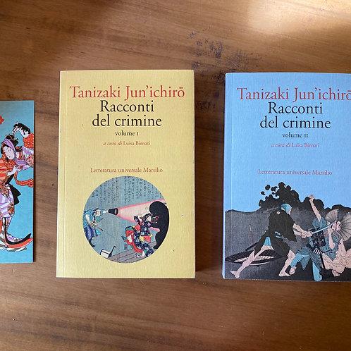 Racconti del crimine, voll. 1 e 2