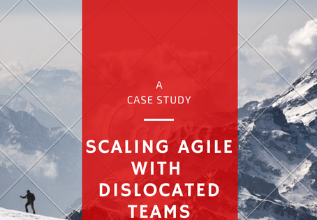 How to Implement Scaled Agile Processes in a Complex Dislocated Team Environment
