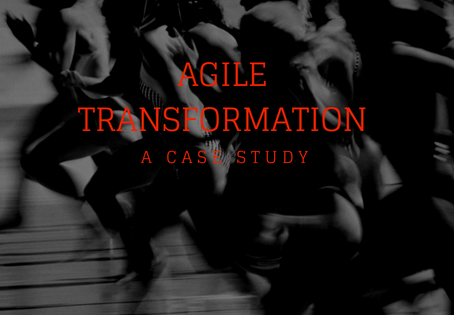 This is How Agile Helped a Consumer Electronics Organization Become Successful!!