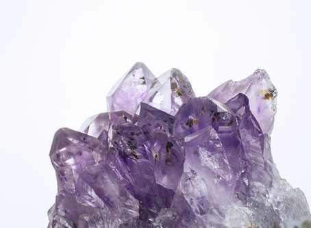 Projective and Receptive Energies In Crystals and Gemstones