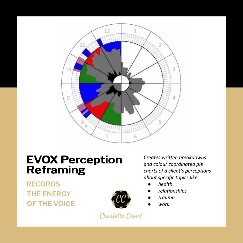 EVOX Perception Re-framing (from £70)