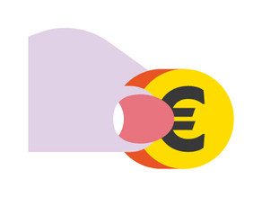 Turn cash data into euros using the network effect