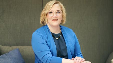 Unelmani on soittaa pörssin IPO -kelloa yhdessä Denisen kanssa, kertoo Monika Liikamaa Enfucelta