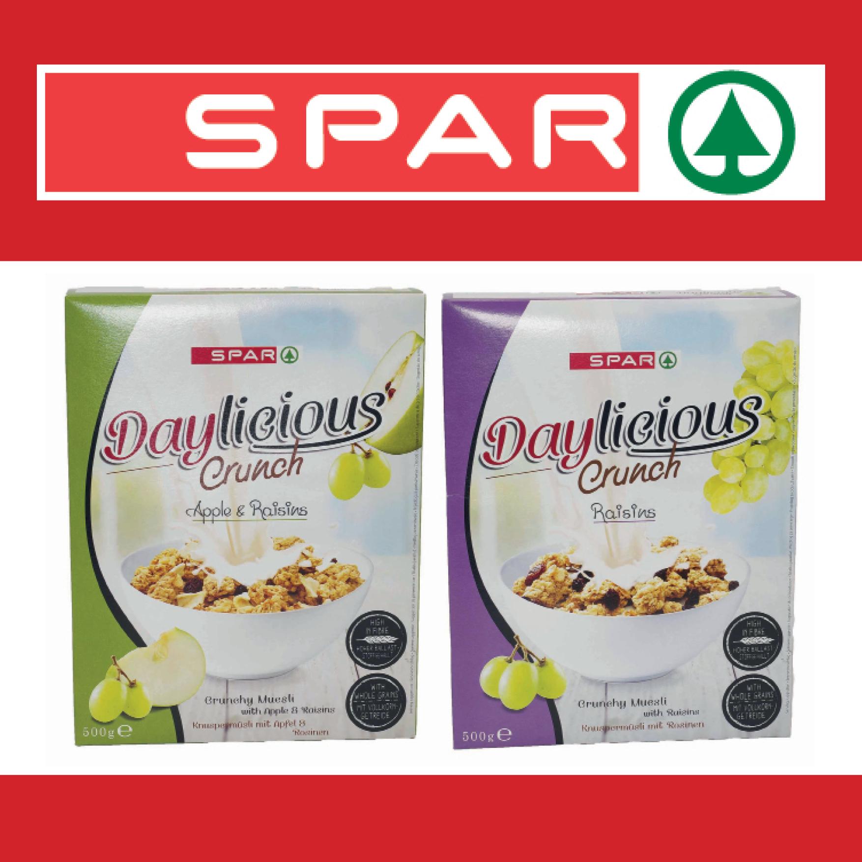 SPAR Cereal