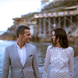 Vanessa & Greg, Coogee NSW