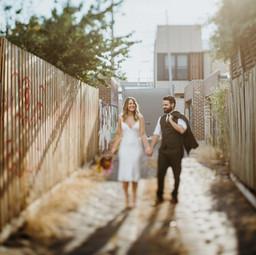 Emma & Heath, Coburg NSW