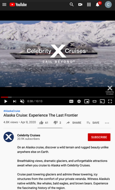 Video: Alaska Cruise - Experience the Last Frontier
