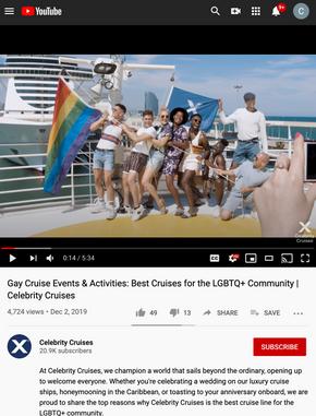 Video: LGBTQ+ Cruises