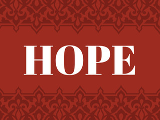 It's the Season of Hope