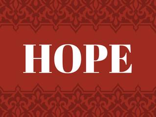 It's the Season of Hope