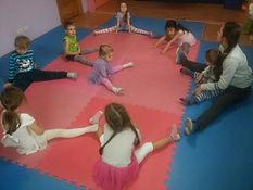 Развлекательные занятия в детсаде