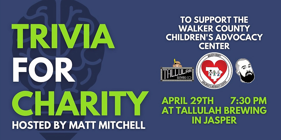 Trivia for Charity