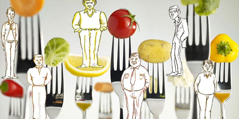 Il potere degli abbinamenti a tavola - secondo il pH digestivo e la tua costituzione