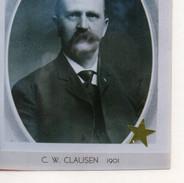 1901 C W. Clausen