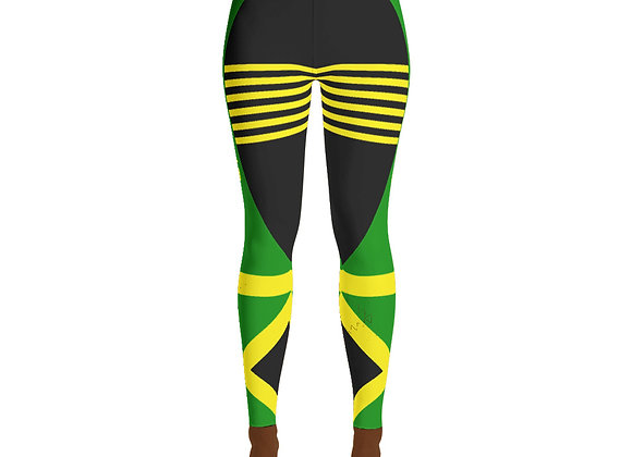 Cultured Leggings (Jamaican)
