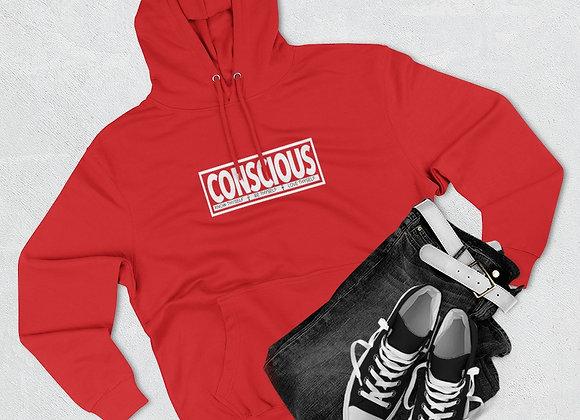 Conscious™  Unisex Premium Pullover Hoodie