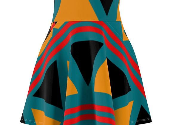 Queen Skater Skirt (TRI)