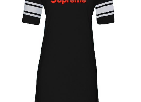 Melanin Supreme T-Shirt Dress