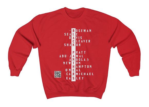 Black Panthers Crewneck Sweatshirt