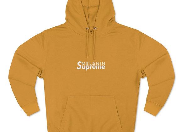 Melanin Supreme™  Premium Pullover Hoodie (Unisex)