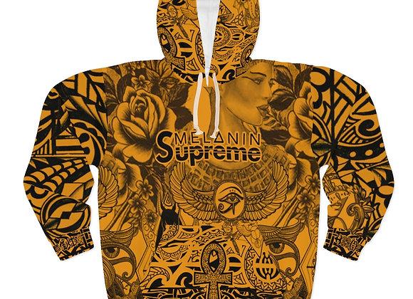 Melanin Supreme Unisex Pullover Hoodie