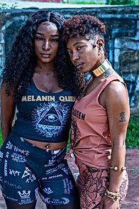 melanin queen GW Apparel