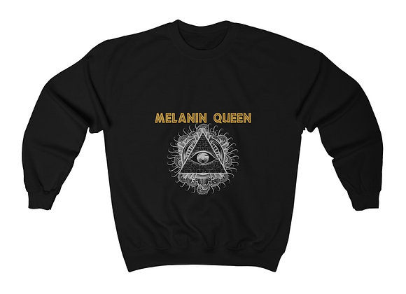 Melanin Queen™ Crewneck Sweatshirt